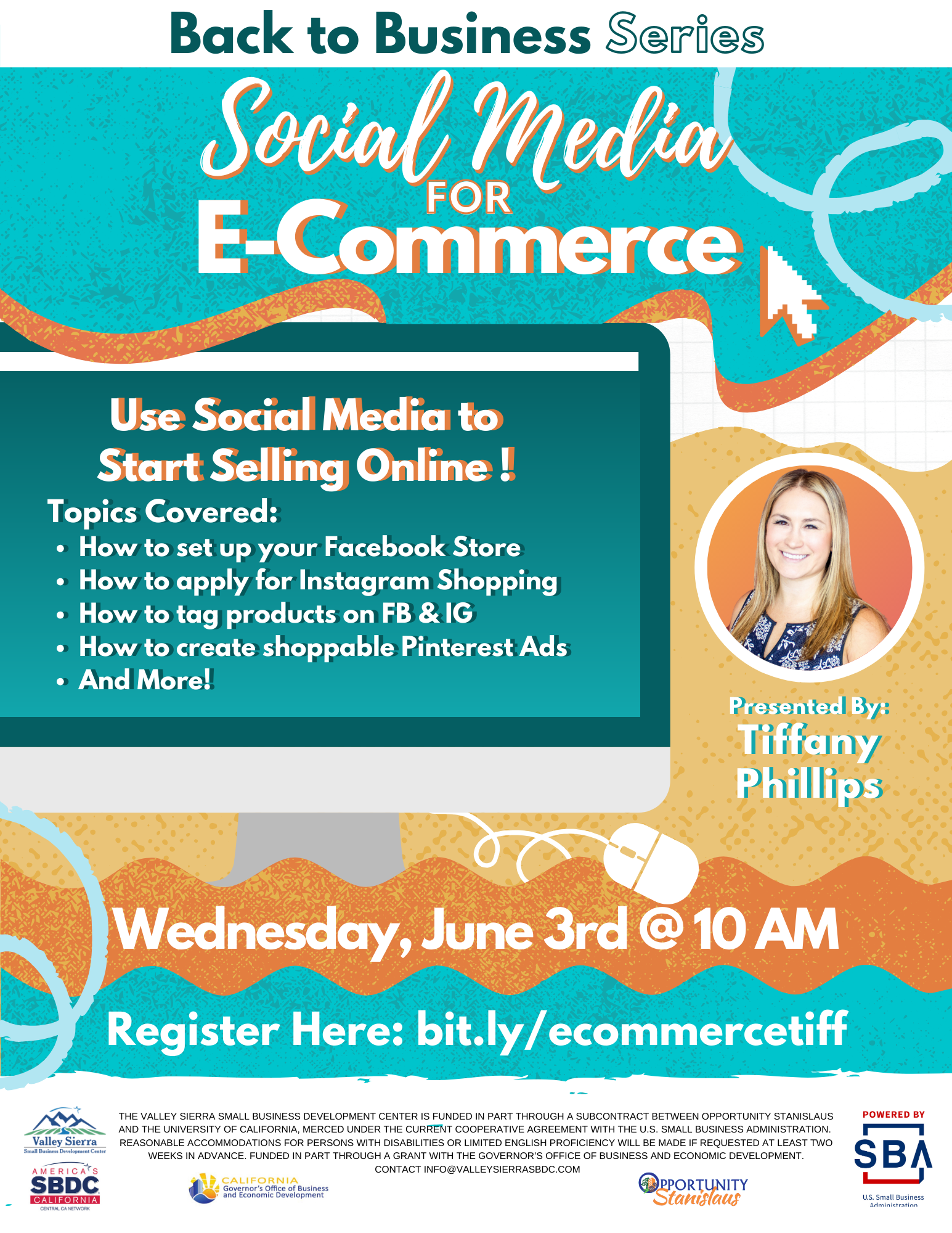 E-Commerce Flyer