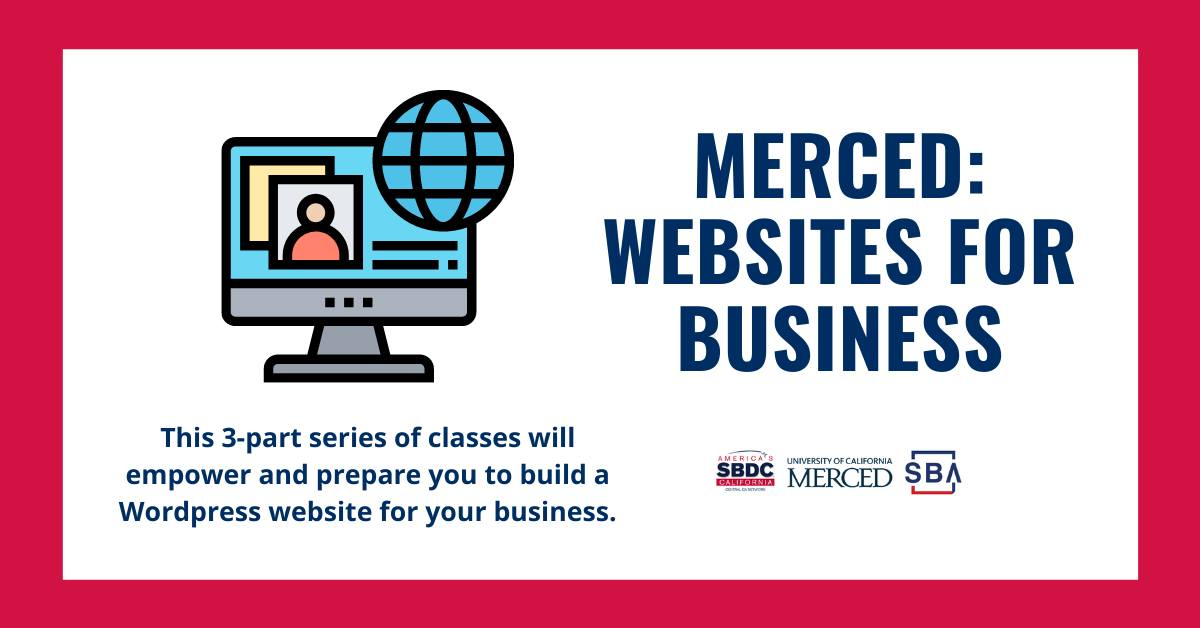Merced Websites for Business header image