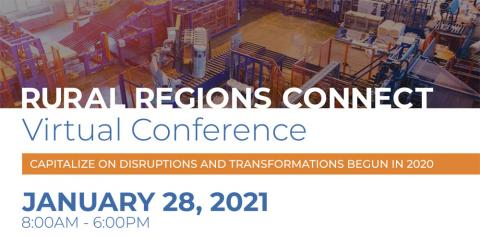 Rural Regions Conference announcement