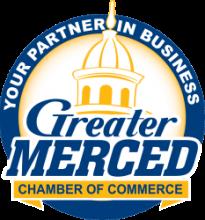 Greater Merced Chamber of Commerce logo