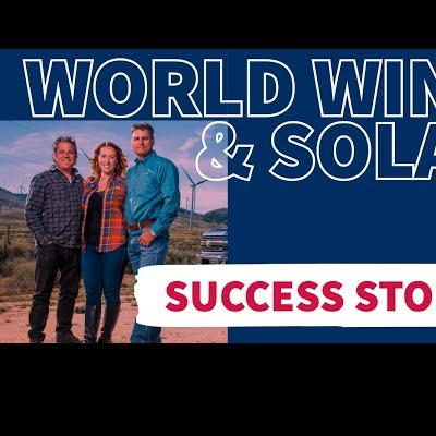 World Wind & Solar, Tehachapi